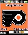 Download mobile theme Philadelphia Flyers