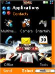Download mobile theme Back to the Future