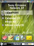 Download mobile theme Windows Vista G2 (with right sounds)