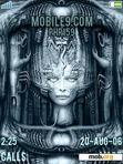 Download mobile theme H.R. Giger Tribute