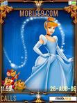 Download mobile theme Cinderella Animated_TMT3_R1