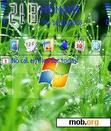 Download mobile theme Vista_by_Fauzibest