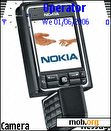 Download mobile theme Nokia 3250 by Fauzibest