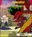 Download mobile theme American Dragon Jake Long
