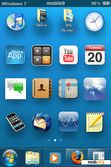 Download mobile theme iWindows 7