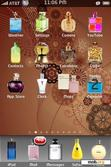 Download mobile theme Perfume