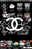 Download mobile theme Chanel pink