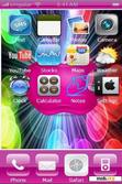 Download mobile theme Apple Abstract