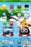 Download mobile theme Cute Touch