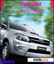 Download mobile theme Toyota Fortuner