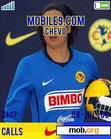 Download mobile theme Aguilas FC