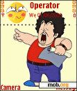 Download mobile theme Dr.slump_1