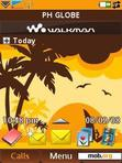 Download mobile theme Beach Harmony