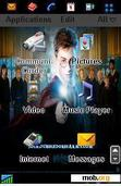 Download mobile theme Harry Potter