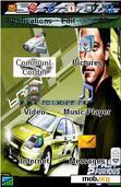 Download mobile theme 2Fast 2Furious