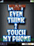 Download mobile theme do not touch