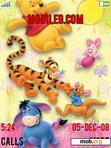 Download mobile theme winnie the pooh