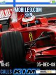Download mobile theme Kimi Raikkonen