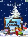 Download mobile theme Xmas