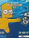 Download mobile theme The Simpson