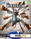 Download mobile theme RATATOUILLE