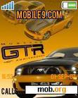 Download mobile theme FORD MUSTANG