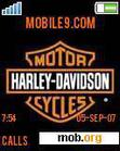 Download mobile theme HARLEY DAVIDSON
