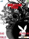 Download mobile theme Playboy