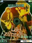 Download mobile theme Led Zeppelin