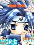 Download mobile theme Sasuke