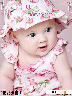 Download cute baby pictures for mobile