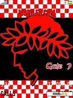 Download Free Gate 7 Olympiakos Theme For Sony Ericsson 4 5a