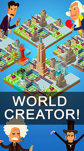 World creator! 2048 puzzle and battle Screenshot