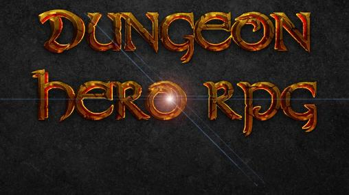 Dungeon hero RPG screenshot 1