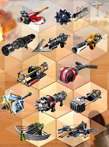 Arcade-Spiele: Lade Bogen-Max auf dein Handy herunter