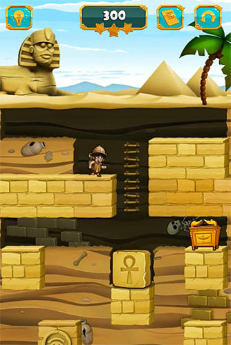 Diggy loot: A dig out adventure для Android
