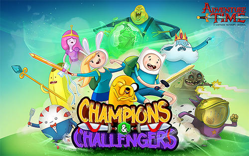 Adventure time: Champions and challengers скриншот 1