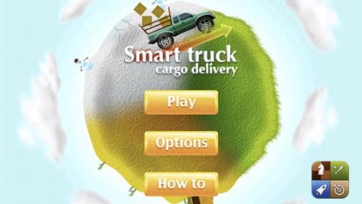 El camión listo: La entrega de la carga en español
