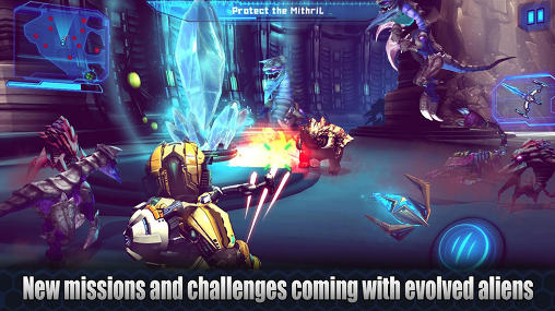 Multiplayer (Bluetooth) Star warfare 2: Payback für das Smartphone
