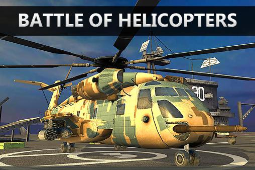 Battle of helicopters captura de tela 1