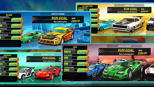 Highway most wanted para Android