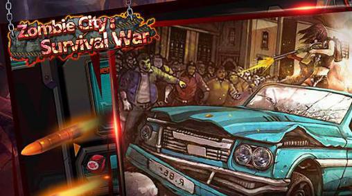 Zombie city: Survival war Symbol