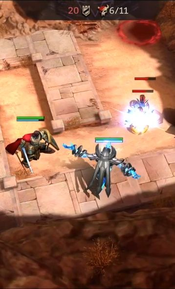 Chaos Warfare for Android