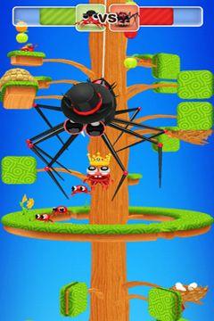 Arcade-Spiele: Lade Der Herr Krabbe auf dein Handy herunter