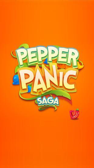 Pepper panic: Saga Symbol