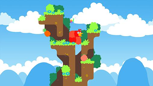 Snakebird screenshot 1