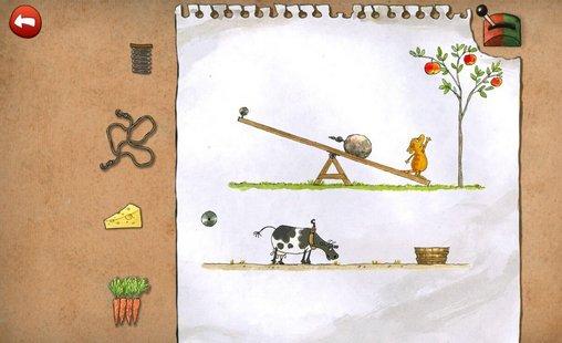 Rätsel Pettson's inventions deluxe auf Deutsch
