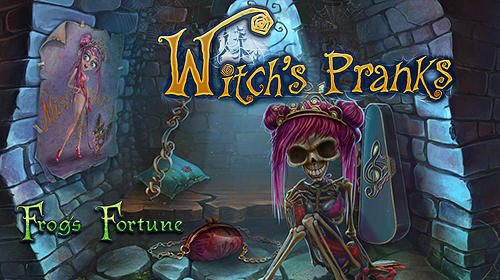 Witch's pranks: Frog's fortune capturas de pantalla