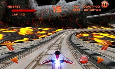 LevitOn Racers HD Screenshot