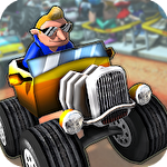 Иконка Off road ATV: Monster trucks 3D